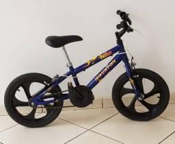 Bicicleta Aro 16 bike p/ 4 a 10 anos