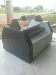 Plastificadora de documento até A4