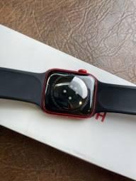 Título do anúncio: Apple Watch série 6 44mm usado em estado de novo !!!
