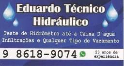 Título do anúncio: Bombeiro Hidráulico / Encanador BH 24 horas