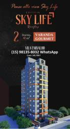 Sky Life - Apartamento na Vila Carvalho