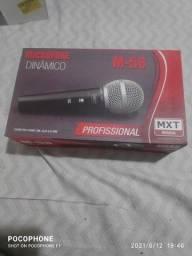 Microfone mxt profissional