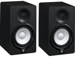 Par De Monitores Yamaha Hs5   Original   Garantia   Nfe 110v