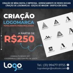 Título do anúncio: Criação de Logomarcas