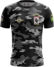 Camiseta Camisa Cavalaria Pm-cav (uso Liberado)