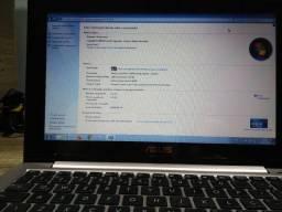 Notebook Asus i3 , com sdd 120gb.
