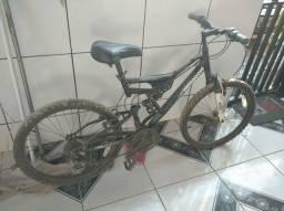 Título do anúncio: Bicicleta com chamada, preço vendo rápido 230 rs