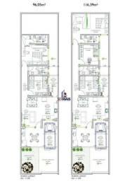 Título do anúncio: Casa com 2 dormitórios à venda, 96 m² por R$ 220.000,00 - Colina Park II - Ji-Paraná/RO