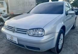 Carro Volkswagen VW Golf 2.0 - Ano 2003