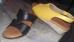 Sandálias  Usado ex n 34
