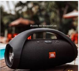 JBL BOMBOX PRETO  HÁ GRANDE