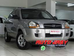Hyundai Tucson GL 2.0 Automático C/Couro!
