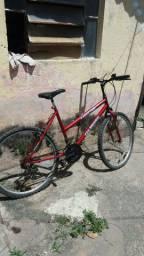 Bicicleta Crystal Cia Brasil.