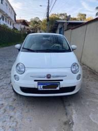Título do anúncio: Fiat 500 cult