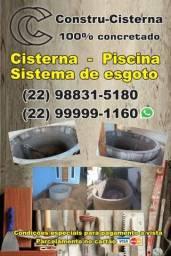 Título do anúncio: Constru-Cisterna