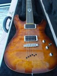 Guitarra ibanez rara sz520qm