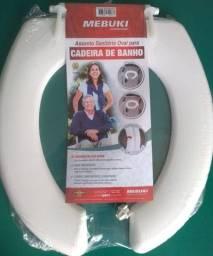 Título do anúncio: Assento para cadeira de banho aberto mebuki