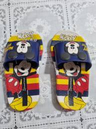 Título do anúncio: Chinelo infantil Mickey