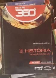 Livros Olimpo Enem e Vestibulares