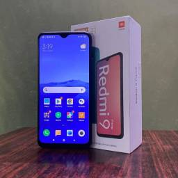 Xiaomi Redmi 9 Prime 64GB/ 4 E 128GB Ram Loja Fisica + 1 Ano de Garantia + Brinde