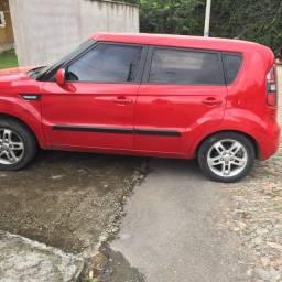 Vendo kia soul 2010 2011 com 104 km tem manual chave reserva  completo  1.6