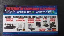 Manutenção & Instalação Motor Portão Eletrônico