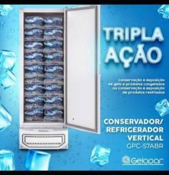 Título do anúncio: Freezer vertical 570 litros pronta enterga *Maycon