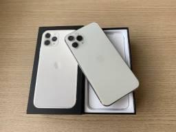 IPhone 11 Pro Max 64gb cor Prata || Garantia Apple Set/21 ||Loja Física Savassi