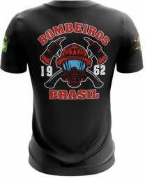Camiseta Camisa Bombeiros-bml (uso Liberado)