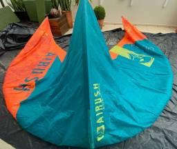 Kite Airush Ultra 12 M c/ barra - O mais leve do mercado