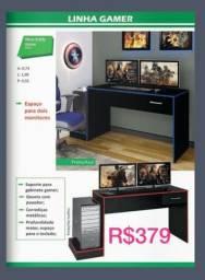 Título do anúncio: Mesa computador Suporte para gabinete gamer