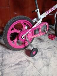 Vende-se bicicleta Caloi Ceci Aro 16
