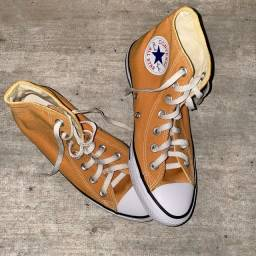 All Star Amarelo Mostarda ORIGINAL 37