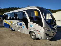 Título do anúncio: Micro ônibus rodoviário com banheiro