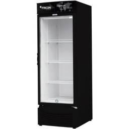 * Ricardo Freezer Vertical Dupla Ação Fricon 565- Vced-565 Pt 220v 48 9  *