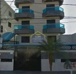 Apartamento à venda com 1 dormitórios em Boqueirão, Praia grande cod:ACI881