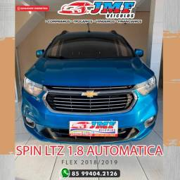 Título do anúncio: Spin Ltz 1.8 Automática 2018/2019 7 Lugares
