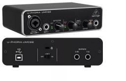 Interface de Audio Behringer UMC 22