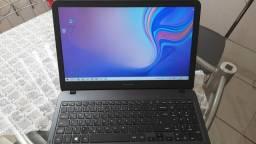 Notebook Samsung Essentials E20 ótimo estado