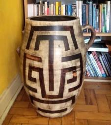 Vaso de Chão Mexicano Vintage - Original