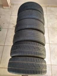 Pneus  pneu 195 55 aro r15