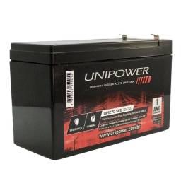 Título do anúncio: Bateria estacionária 7 ah / 12v