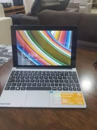 Notbook  positivo 1 GB de memória RAM  16 de armazenamento
