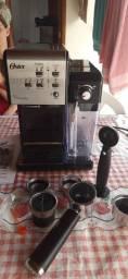 Vendo Oster Primalatte 2 melhor cafeteira até 1500 reais