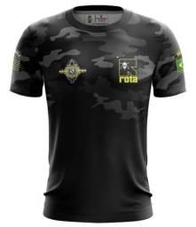 Camiseta Camisa Rota-rtn (uso Liberado)
