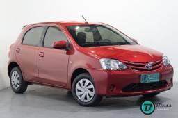 Toyota ETIOS 1.5 XS 16V FLEX 4P AUT