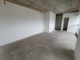 Título do anúncio: Sala comercial pronta, 52 m²  a venda em Santos - SP