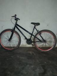 Bicicleta bem conservada 160 reais