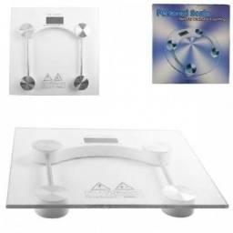 balança scale vidro reforçado pesa até 180 kg