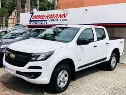 GM Chevrolet S10 ls cd 2.8 4x4 diesel 2020 4.300 km